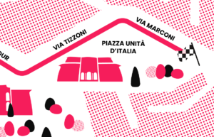 Il Giro d'Italia in città – Chiusure e divieti